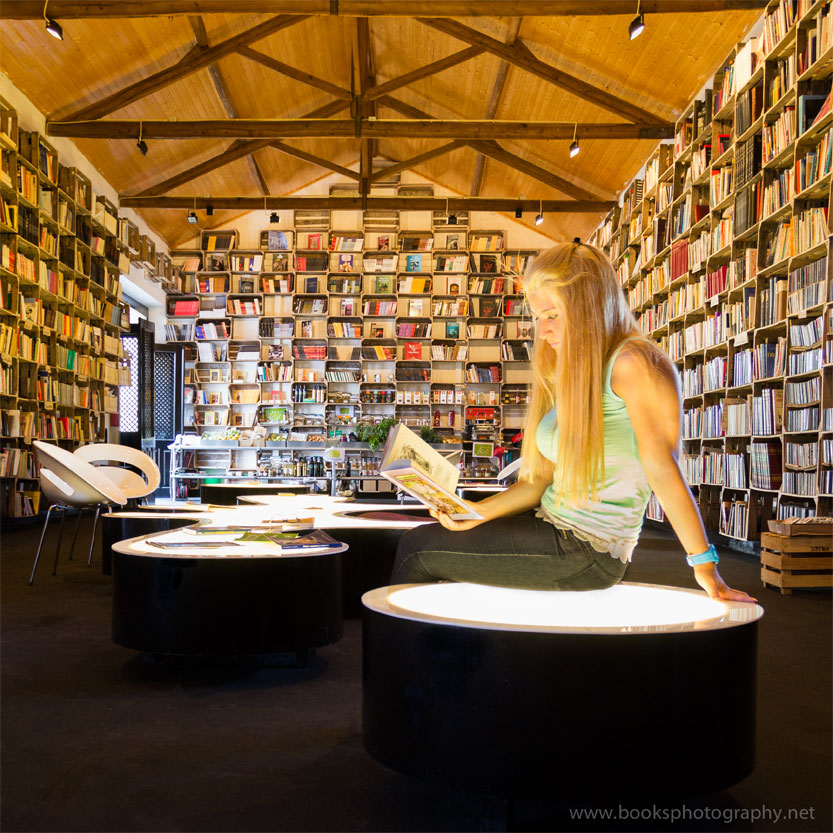 Bookstore in Óbidos